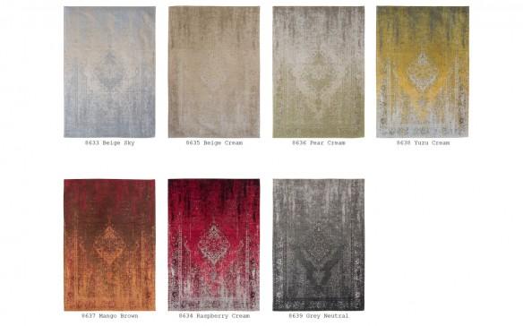 Messeneuheit – Teppiche von Louis de Poortere hier bei uns